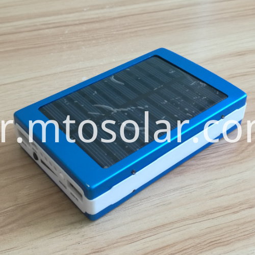 20000mah solar power bank charger