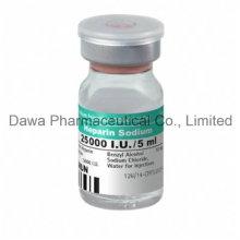 Антикоагулянт гепарин инъекции натрия для тромбоза