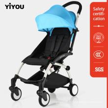 Cochecito de bebé / Buggy / Sillita de paseo / Empujador con respaldo ajustable