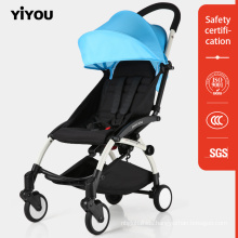 Lightweight Baby Trolley with Big Storage
