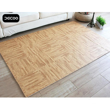 2.5cm Wood Pattern EVA Mat