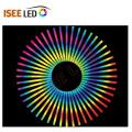 12W Colorful LED Digital Tube Indoor Decoration