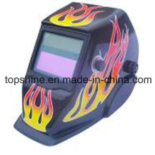 High Quality PP Professional Industrial Protective Safety Welding Helmet/Mask