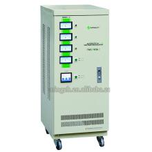 Настраиваемая серия Tns-9k с тремя фазами Полностью автоматический регулятор напряжения переменного тока / стабилизатор