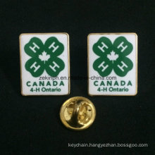Durable Custom Enamel Metal Badge for Souvenir Gifts