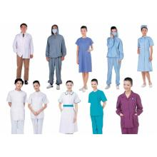 Hospital Uniform Workwear Pants Fabric