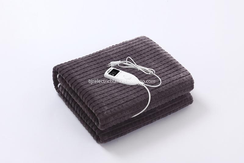 Heated Blanket Queen Single Control