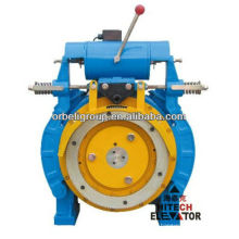 Machine de traction par ascenseur (sans engrenage), tracteur élévateur, élévateur