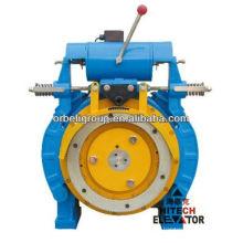 Máquina de tração de elevador (Gearless), Tractor elevador, Máquina de elevação