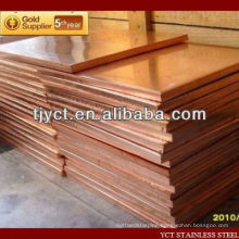 C2801 Copper Sheets