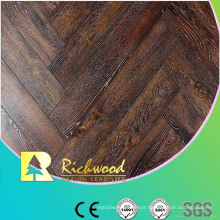 Commercial 8.3mm Embossed Hickory Sound Absorbing Laminate Floor