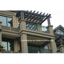 100% recycelbarer WPC Pavillon aus China