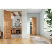 Solid Wood Sliding Interior Doors