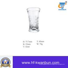 Glas Tasse Form Glas Glaswaren guter Preis Kb-Hn0791