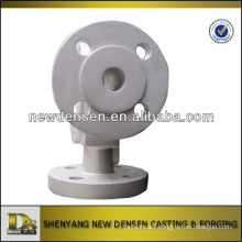 Silicon glue investment casting 316SS valve body