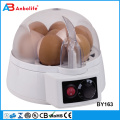 Anbolife 1-8 Eggs Vari-Capacity Stylish Counter Top Multi-Functional Multi-Tiers Push-Button Rotary Switch Egg Boiler/Steamer
