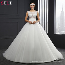 MZ0032 Cheap 2016 Sexy Long A-Line Lace Wedding Dress
