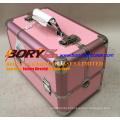 High Quality Truck Tool Box Lockable Aluminum Case for Cosmetics