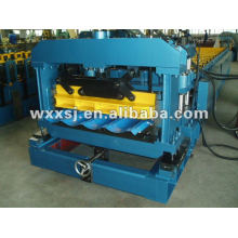 high speed clay roof tile making machine