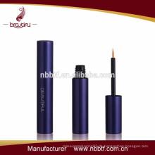 Blauer Netter Aluminium-leerer Eyeliner-Behälter