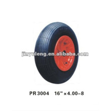 rubber wheel4.00-8