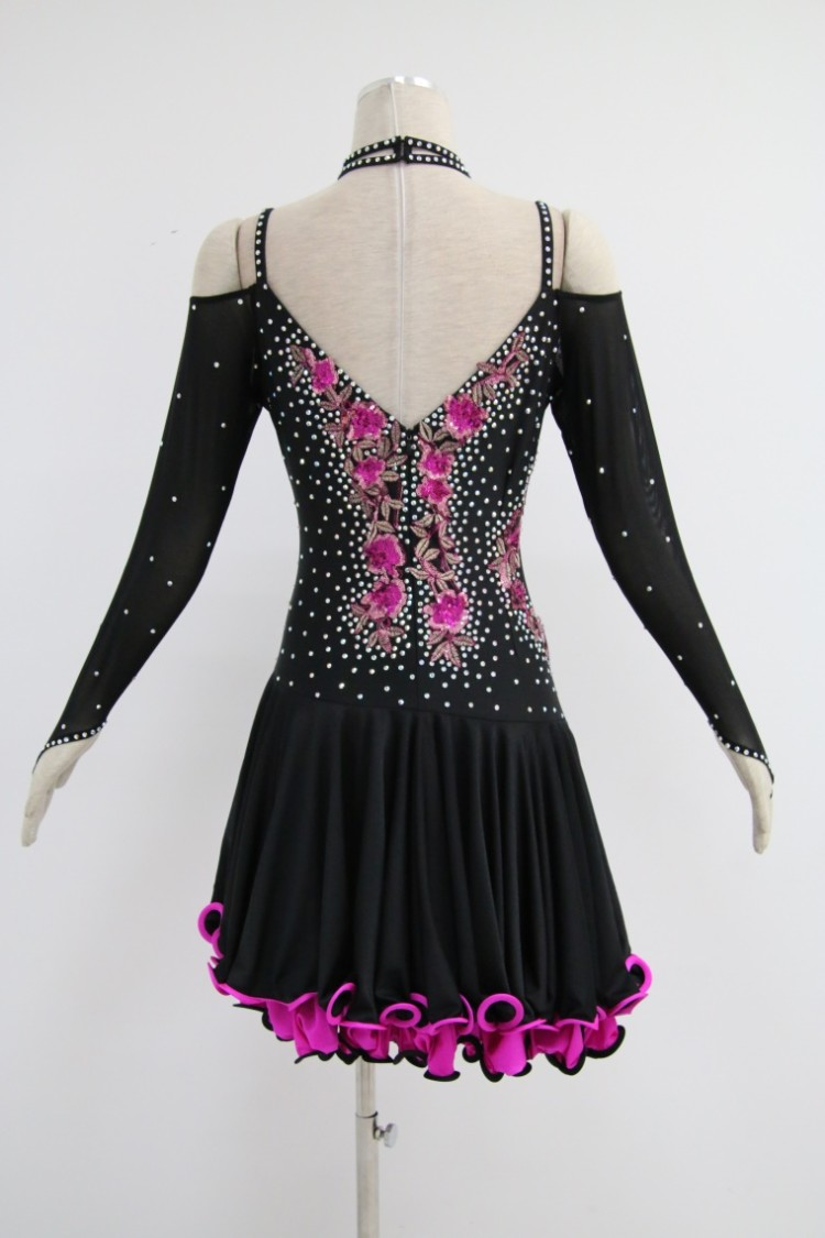 Ladies Ballroom Latin Dresses For Sale