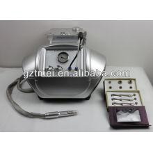 2012 nuevos 2 en 1 máquina cristalina del microdermabrasion del retiro de la cicatriz de Crystal & diomand