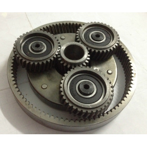 titanium planetary gearbox for automatic machinery