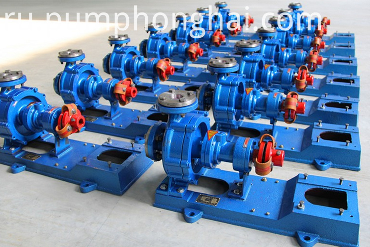 high temperature thermal oil pump