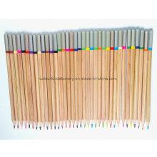 48 lápis de cores