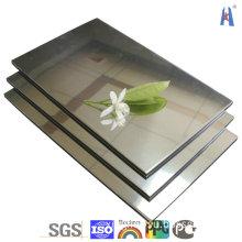 Guangzhou Manufacturer PE Aluminum/Aluminium Composite Panel/PVDF Aluminum Composite Panels