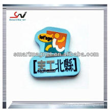 2013 hot sale souvenir custom 3d fridge magnet