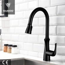 Long Neck One-Handle Swivel Spout Kitchen Faucet Taps