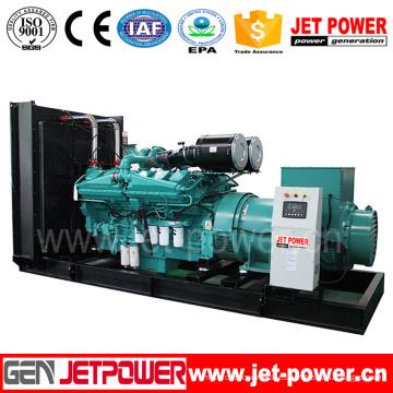 Generador silencioso del motor diesel original de Deutz 50kw 63kVA con la aprobación del Ce