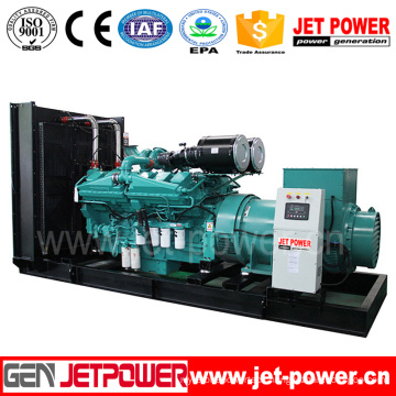 50kw 63kVA Original Deutz Silent Diesel Engine Generator with Ce Approval