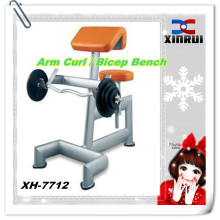 Nuevo equipamiento de gimnasio para Scott Bench XH-7712