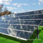 Pile Solar Panel Mounting Structure, Quick Installation, Professional Design, Price Advantage