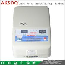 Nuevo tipo Servomotor automático montado en la pared AC Home Voltage Stabilizer Para Aire Acondicionado