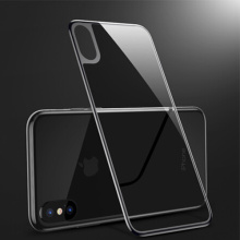 3D Back Tempered Glass Case for iPhone X