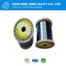 Ni-Cr Alloy Cr20nii80 Resistance Alloy Ribbon Wire