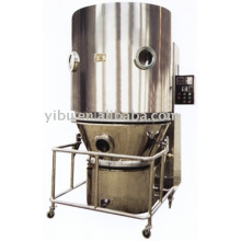 Secador de alta eficiência de fluidificação usado em indústrias químicas