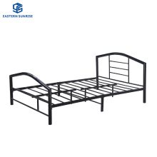 Durable Stable Home Bedroom Furniture Metal Single Bed for Child