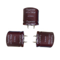 Snap in Aluminum Electrolytic Capacitor 105c Tmce18-3