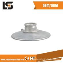 OED / OEM de aluminio piezas de fundición a presión para luz LED del fabricante
