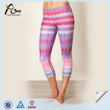 Leggings coloridos da aptidão das mulheres para a venda por atacado