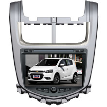 Windows CE reproductor de DVD de coche para Chevrolet Aveo (TS8861)