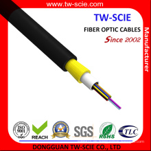 GYXTY de alambre de acero cable blindado de fibra óptica