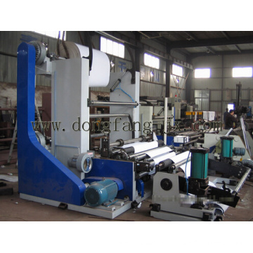 Slitting Machine for Paper Trimming with Round Knife