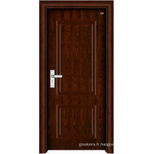 Porte intérieure en bois (LTS-308)