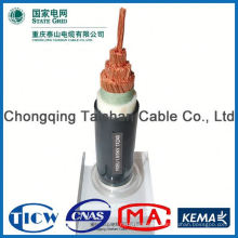 Professional Cable Factory Power Supply fiberglass braid silicone rubber insulation wire